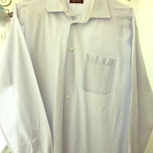 Men's casual/dress Nautical Shirt